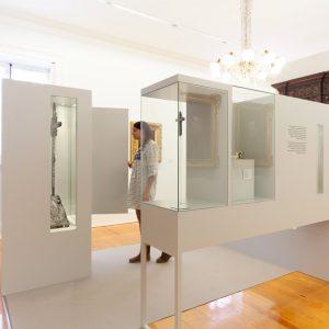 Piezas ocultas en la exposición del Pazo de Castrelos