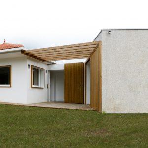 Ampliación de vivienda en Mondariz