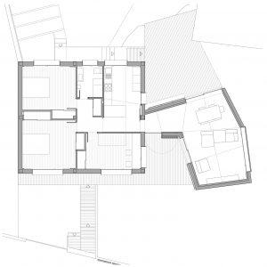 Planta alta de vivienda en Mondariz